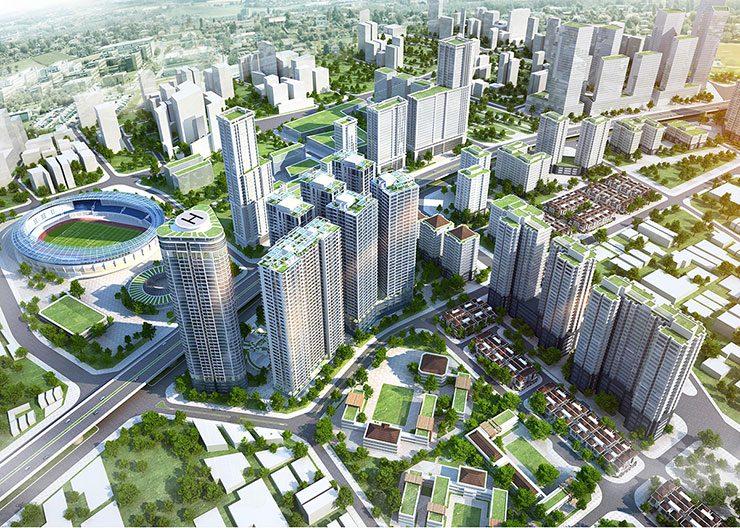 Tìm hiểu chung về khu đô thị Đại Kim Hoàng Mai Hà Nội